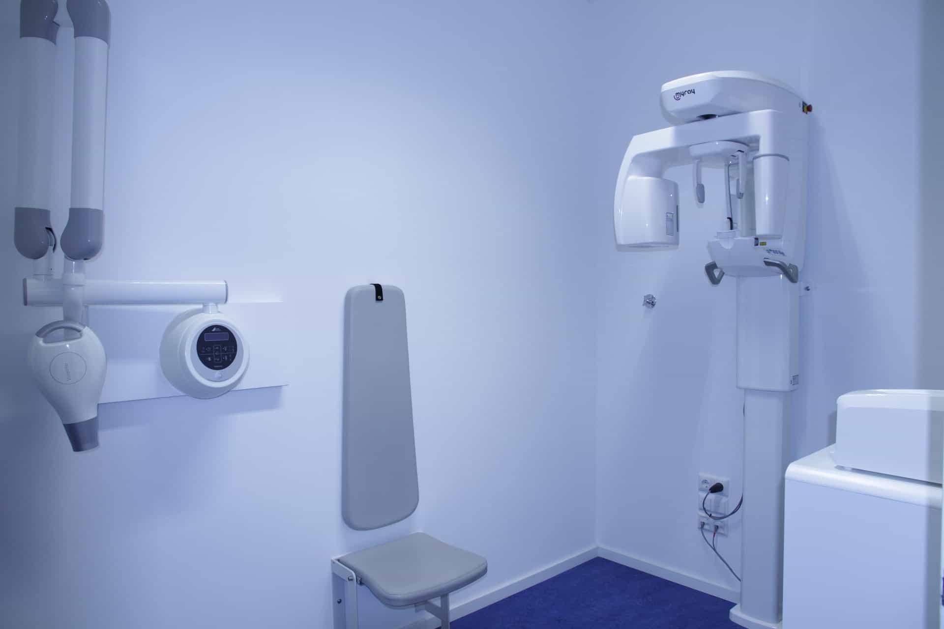 Räumen-Zahnarztpraxis-München